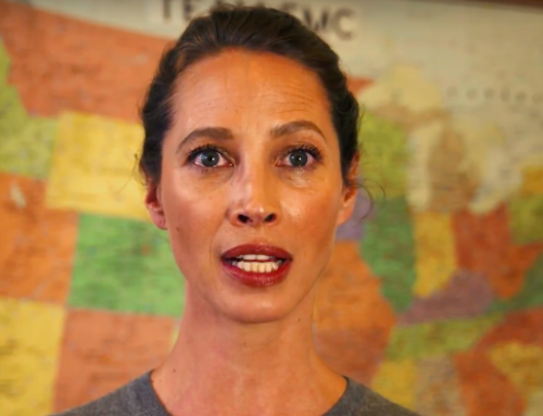 Video: Christy Turlington Burns outlines Task Force's Final Proposal